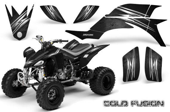 Yamaha YFZ 450 03 08 CreatorX Graphics Kit Cold Fusion Black 570x376 - Yamaha YFZ 450 2004-2013 Graphics