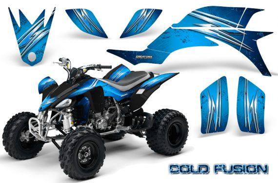 Yamaha YFZ 450 03 08 CreatorX Graphics Kit Cold Fusion BlueIce 570x376 - Yamaha YFZ 450 2004-2013 Graphics