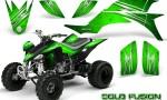 Yamaha YFZ 450 03 08 CreatorX Graphics Kit Cold Fusion Green 150x90 - Yamaha YFZ 450 2004-2013 Graphics