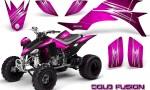 Yamaha YFZ 450 03 08 CreatorX Graphics Kit Cold Fusion Pink 150x90 - Yamaha YFZ 450 2004-2013 Graphics