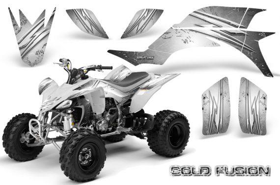 Yamaha YFZ 450 03 08 CreatorX Graphics Kit Cold Fusion White 570x376 - Yamaha YFZ 450 2004-2013 Graphics
