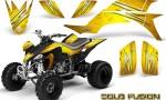 Yamaha YFZ 450 03 08 CreatorX Graphics Kit Cold Fusion Yellow 150x90 - Yamaha YFZ 450 2004-2013 Graphics