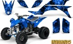 Yamaha YFZ 450 03 08 CreatorX Graphics Kit Inferno Blue 150x90 - Yamaha YFZ 450 2004-2013 Graphics