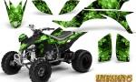 Yamaha YFZ 450 03 08 CreatorX Graphics Kit Inferno Green 150x90 - Yamaha YFZ 450 2004-2013 Graphics