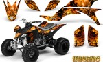 Yamaha YFZ 450 03 08 CreatorX Graphics Kit Inferno Orange 150x90 - Yamaha YFZ 450 2004-2013 Graphics
