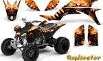 Yamaha YFZ 450 03 08 CreatorX Graphics Kit Replicator Orange 150x90 - Yamaha YFZ 450 2004-2013 Graphics