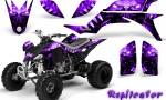 Yamaha YFZ 450 03 08 CreatorX Graphics Kit Replicator Purple 150x90 - Yamaha YFZ 450 2004-2013 Graphics