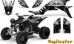 Yamaha YFZ 450 03 08 CreatorX Graphics Kit Replicator Silver 150x90 - Yamaha YFZ 450 2004-2013 Graphics