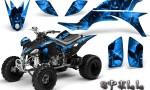 Yamaha YFZ 450 03 08 CreatorX Graphics Kit Spell Blue 150x90 - Yamaha YFZ 450 2004-2013 Graphics