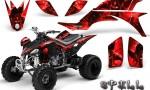 Yamaha YFZ 450 03 08 CreatorX Graphics Kit Spell Red 150x90 - Yamaha YFZ 450 2004-2013 Graphics