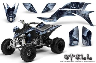 Yamaha YFZ 450 Graphics 2004-2013