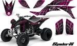 Yamaha YFZ 450 03 08 CreatorX Graphics Kit SpiderX Pink 150x90 - Yamaha YFZ 450 2004-2013 Graphics