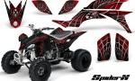 Yamaha YFZ 450 03 08 CreatorX Graphics Kit SpiderX Red 150x90 - Yamaha YFZ 450 2004-2013 Graphics