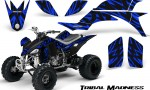 Yamaha YFZ 450 03 08 CreatorX Graphics Kit Tribal Madness Blue 150x90 - Yamaha YFZ 450 2004-2013 Graphics