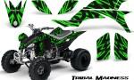 Yamaha YFZ 450 03 08 CreatorX Graphics Kit Tribal Madness Green 150x90 - Yamaha YFZ 450 2004-2013 Graphics