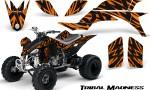 Yamaha YFZ 450 03 08 CreatorX Graphics Kit Tribal Madness Orange 150x90 - Yamaha YFZ 450 2004-2013 Graphics