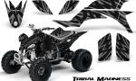 Yamaha YFZ 450 03 08 CreatorX Graphics Kit Tribal Madness Silver 150x90 - Yamaha YFZ 450 2004-2013 Graphics