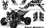 Yamaha YFZ 450 03 08 CreatorX Graphics Kit Tribal Madness White 150x90 - Yamaha YFZ 450 2004-2013 Graphics