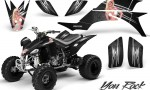 Yamaha YFZ 450 03 08 CreatorX Graphics Kit You Rock Black 150x90 - Yamaha YFZ 450 2004-2013 Graphics