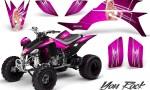 Yamaha YFZ 450 03 08 CreatorX Graphics Kit You Rock Pink 150x90 - Yamaha YFZ 450 2004-2013 Graphics