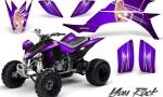 Yamaha YFZ 450 03 08 CreatorX Graphics Kit You Rock Purple 150x90 - Yamaha YFZ 450 2004-2013 Graphics