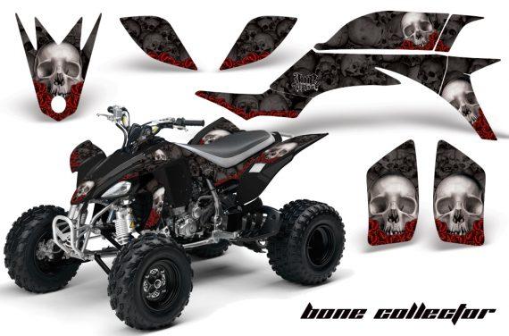 Yamaha YFZ450 04 08 AMR Graphics BoneCollector Black 570x376 - Yamaha YFZ 450 2004-2013 Graphics