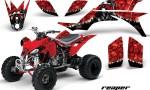 Yamaha YFZ450 04 08 AMR Graphics Reaper Red 150x90 - Yamaha YFZ 450 2004-2013 Graphics