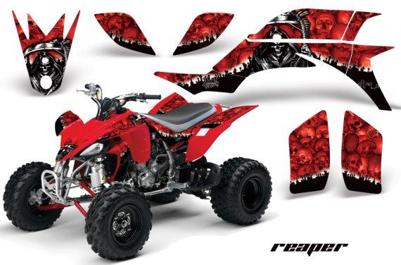 Yamaha YFZ450 04 08 AMR Graphics Reaper Red 570x376 - Yamaha YFZ 450 2004-2013 Graphics