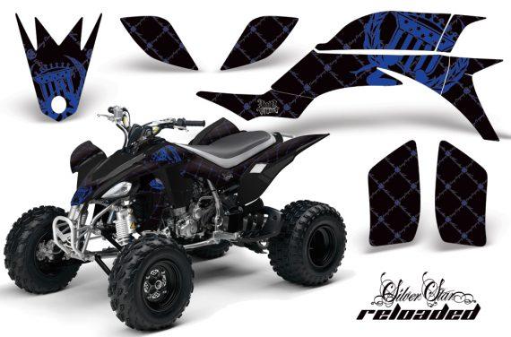Yamaha YFZ450 04 08 AMR Graphics Reloaded blueBlackBG 570x376 - Yamaha YFZ 450 2004-2013 Graphics