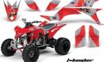 Yamaha YFZ450 04 08 AMR Graphics TBomber Red 150x90 - Yamaha YFZ 450 2004-2013 Graphics