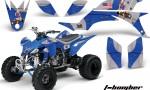 Yamaha YFZ450 04 08 AMR Graphics TBomber blue 150x90 - Yamaha YFZ 450 2004-2013 Graphics