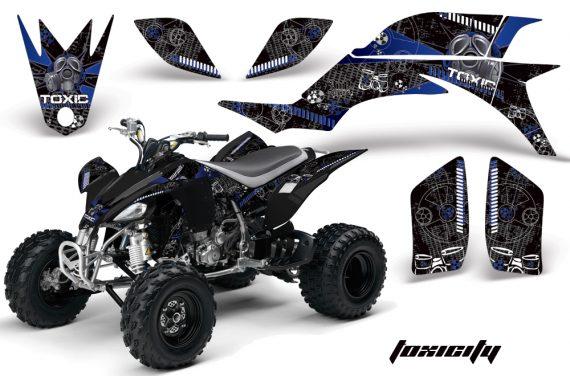 Yamaha YFZ450 04 08 AMR Graphics Toxicity blue 570x376 - Yamaha YFZ 450 2004-2013 Graphics