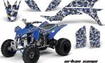 Yamaha YFZ450 04 08 AMR Graphics UrbanCamo blue 150x90 - Yamaha YFZ 450 2004-2013 Graphics
