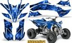 Yamaha YFZ450 09 12 CreatorX Graphics Kit Inferno Blue 150x90 - Yamaha YFZ 450R/SE 2009-2013 Graphics