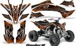Yamaha YFZ450 09 12 CreatorX Graphics Kit SpiderX Orange 150x90 - Yamaha YFZ 450R/SE 2009-2013 Graphics
