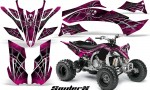 Yamaha YFZ450 09 12 CreatorX Graphics Kit SpiderX Pink 150x90 - Yamaha YFZ 450R/SE 2009-2013 Graphics