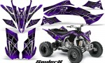 Yamaha YFZ450 09 12 CreatorX Graphics Kit SpiderX Purple 150x90 - Yamaha YFZ 450R/SE 2009-2013 Graphics