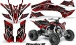 Yamaha YFZ450 09 12 CreatorX Graphics Kit SpiderX Red 150x90 - Yamaha YFZ 450R/SE 2009-2013 Graphics