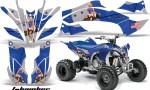 Yamaha YFZ450 2009 AMR Graphics TBomber Blue 150x90 - Yamaha YFZ 450R/SE 2009-2013 Graphics