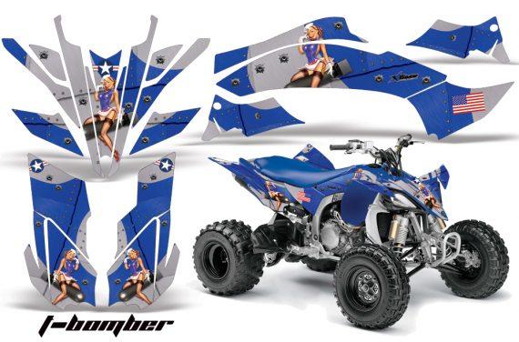 Yamaha YFZ450 2009 AMR Graphics TBomber Blue 570x376 - Yamaha YFZ 450R/SE 2009-2013 Graphics