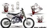 Yamaha YZ 125 91 92 AMR Graphics Kit BC W NPs 150x90 - Yamaha YZ125 2 Stroke 1991-1992 Graphics