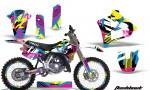 Yamaha YZ 125 91 92 AMR Graphics Kit Flashback NPs 150x90 - Yamaha YZ125 2 Stroke 1991-1992 Graphics