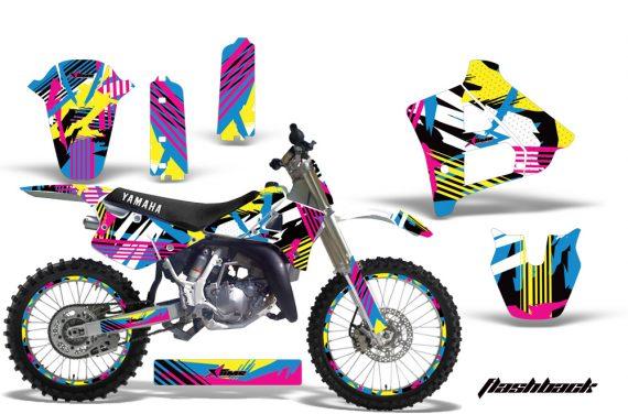 Yamaha YZ 125 91 92 AMR Graphics Kit Flashback NPs 570x376 - Yamaha YZ125 2 Stroke 1991-1992 Graphics