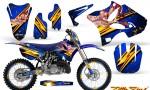 Yamaha YZ125 YZ250 02 12 CreatorX Graphics Kit Little Sins Blue NP Rims 150x90 - Yamaha YZ125 YZ250 2 Stroke 2002-2014 Graphics