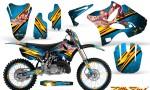 Yamaha YZ125 YZ250 02 12 CreatorX Graphics Kit Little Sins BlueIce NP Rims 150x90 - Yamaha YZ125 YZ250 2 Stroke 2002-2014 Graphics