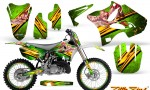 Yamaha YZ125 YZ250 02 12 CreatorX Graphics Kit Little Sins Green NP Rims 150x90 - Yamaha YZ125 YZ250 2 Stroke 2002-2014 Graphics