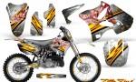 Yamaha YZ125 YZ250 02 12 CreatorX Graphics Kit Little Sins White NP Rims 150x90 - Yamaha YZ125 YZ250 2 Stroke 2002-2014 Graphics