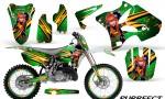 Yamaha YZ125 YZ250 02 12 CreatorX Graphics Kit Purrfect Green NP Rims 150x90 - Yamaha YZ125 YZ250 2 Stroke 2002-2014 Graphics