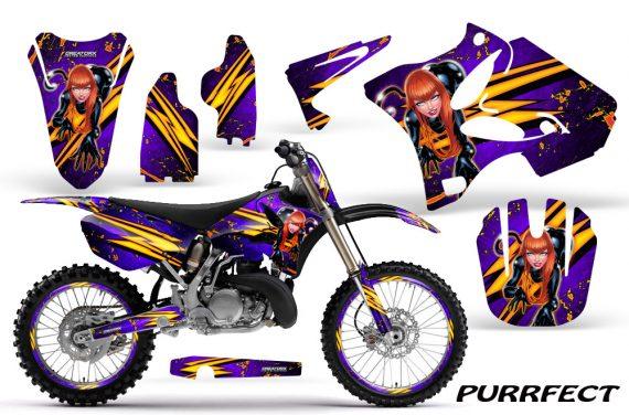 Yamaha YZ125 YZ250 02 12 CreatorX Graphics Kit Purrfect Purple NP Rims 570x376 - Yamaha YZ125 YZ250 2 Stroke 2002-2014 Graphics