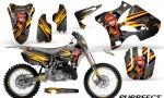 Yamaha YZ125 YZ250 02 12 CreatorX Graphics Kit Purrfect Silver WB NP Rims 150x90 - Yamaha YZ125 YZ250 2 Stroke 2002-2014 Graphics